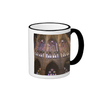 Catedral de Leon, interior stained glass windows 2 Coffee Mugs