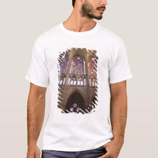 Catedral de Leon, interior stained glass windows 2 T-Shirt