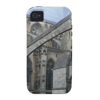 Catedral de Lincoln iPhone 4/4S Carcasas