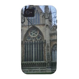 Catedral de Lincoln Case-Mate iPhone 4 Carcasas