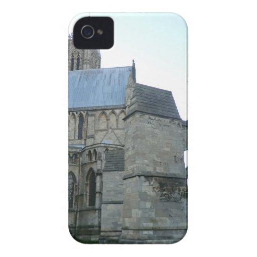 Catedral de Lincoln iPhone 4 Coberturas