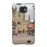 Catedral de Lincoln Samsung Galaxy S2 Fundas
