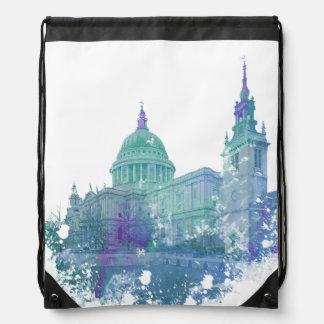 Catedral de Londres San Pablo Mochilas