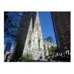catedral de los patricks postales