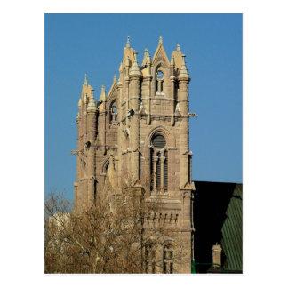 Catedral de Madeleine Tarjeta Postal