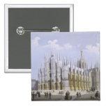 Catedral de Milano de 'vistas de Milano y de su En Pin