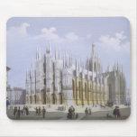 Catedral de Milano de 'vistas de Milano y de su En Tapete De Ratón