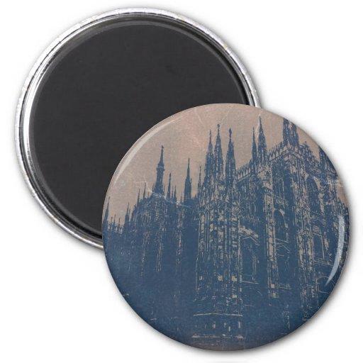 Catedral de Milano Imanes