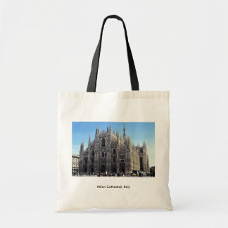 Catedral de Milano, Italia Bolsa Tela Barata