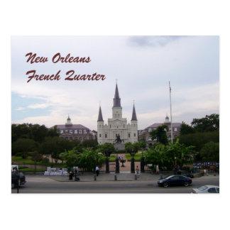 Catedral de New Orleans, Luisiana St. Louis Postales