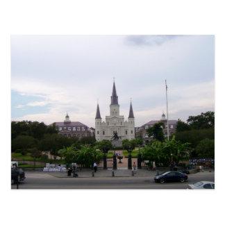 Catedral de New Orleans Luisiana St Louis Postales