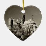 Catedral de Notre Dame Adorno