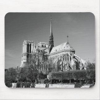 Catedral de Notre Dame Alfombrillas De Raton