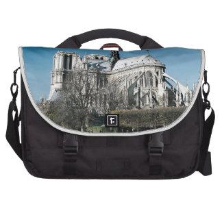 Catedral de Notre Dame Bolsa Para Ordenador