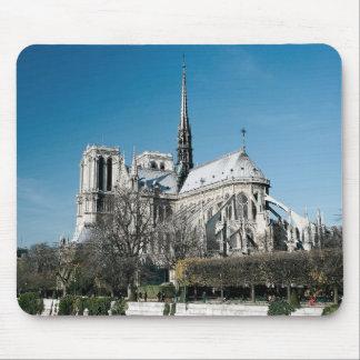 Catedral de Notre Dame Mousepads
