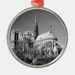 Catedral de Notre Dame Ornamente De Reyes