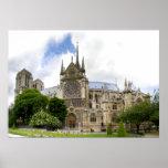 Catedral de Notre Dame Póster