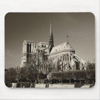 Catedral de Notre Dame Tapetes De Ratones