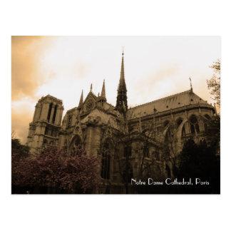 Catedral de Notre Dame Postales