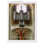 Catedral de Poitiers Tarjetas