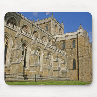 Catedral de Ripon cojín de ratón de Yorkshire In Tapete De Ratones