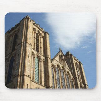 Catedral de Ripon cojín de ratón de Yorkshire In Tapetes De Ratones