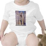 Catedral de Ruán de Claude Monet Camisetas