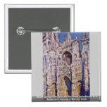Catedral de Ruán de Claude Monet Pin