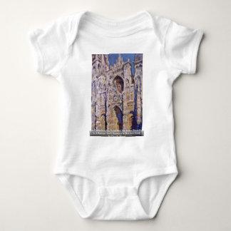 Catedral de Ruán de Claude Monet Playeras