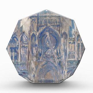 Catedral de Ruán, estudio del portal de Claude