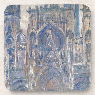 Catedral de Ruán, estudio del portal de Claude Posavaso