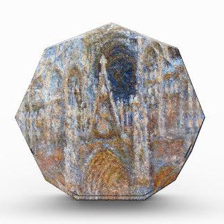 Catedral de Ruán, magia en azul de Claude Monet