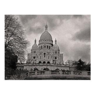 Catedral de Sacre Coeur Tarjetas Postales