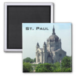 Catedral de Saint Paul Imán Cuadrado