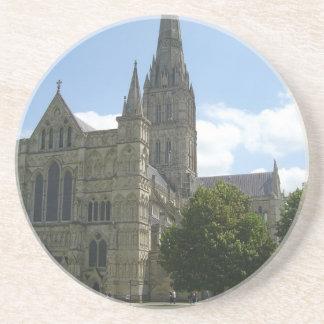 Catedral de Salisbury Posavasos Para Bebidas