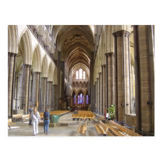 Catedral de Salisbury Postal