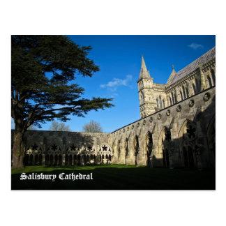 Catedral de Salisbury Postales