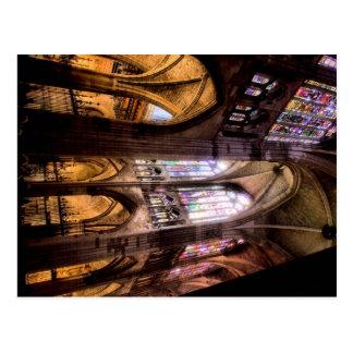 Catedral de Santa Maria de Regla de Leon Postcard