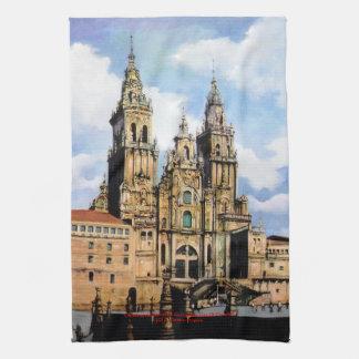 Catedral de Santiago de Compostela (A Coruña) Toallas