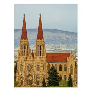 Catedral de St. Helena, Helena, Montana Postal