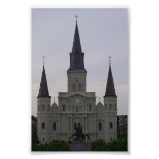 Catedral de St. Louis Impresiones Fotograficas