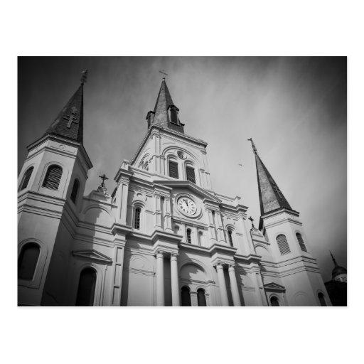 Catedral de St. Louis Postales