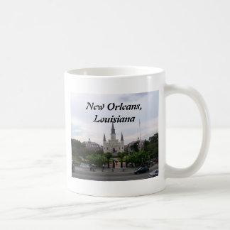 Catedral de St. Louis Tazas De Café