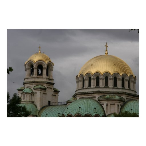 Catedral de Sveta Nedelya Póster