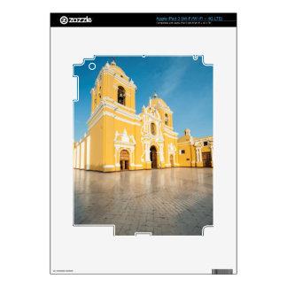 Catedral de Trujillo, Trujillo, Perú iPad 3 Pegatina Skin