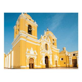 Catedral de Trujillo, Trujillo, Perú Postal