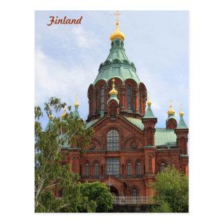 Catedral de Upsenski Postales