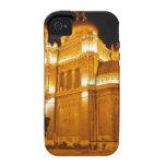 Catedral de Varna en la noche Vibe iPhone 4 Funda