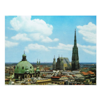 Catedral de Viena, St Stephen, Austria Tarjeta Postal