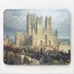Catedral del noroeste, c.1850 de Lincoln Tapete De Ratón